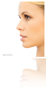 side profile of rhinoplasty in san diego
